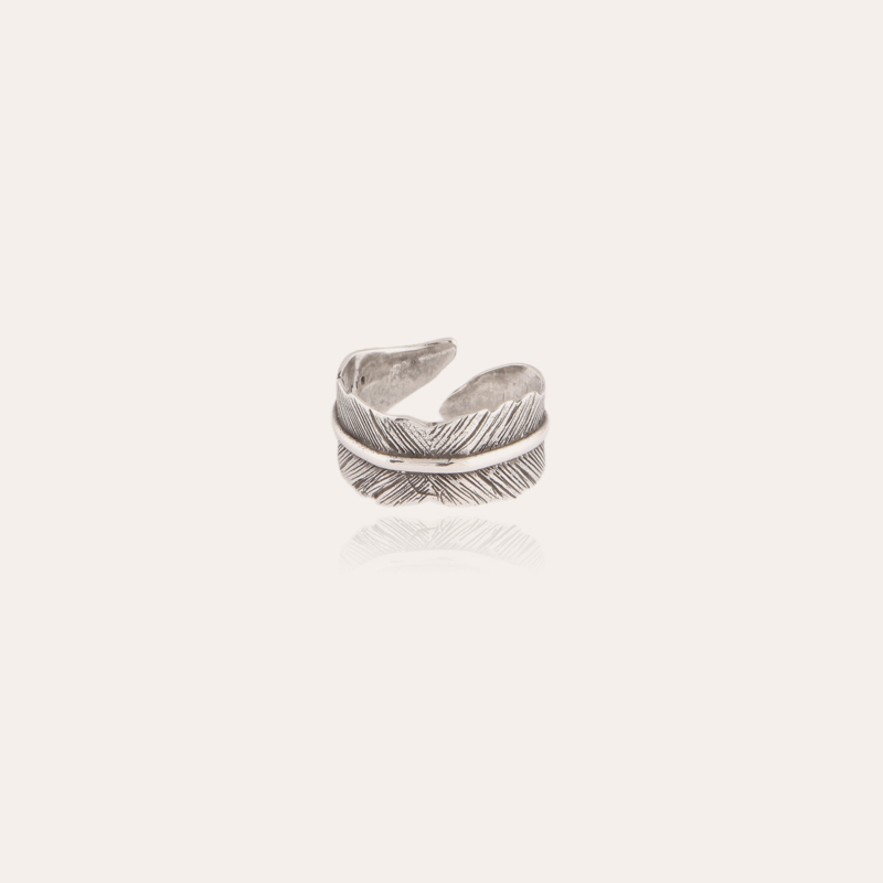 Penna ring silver