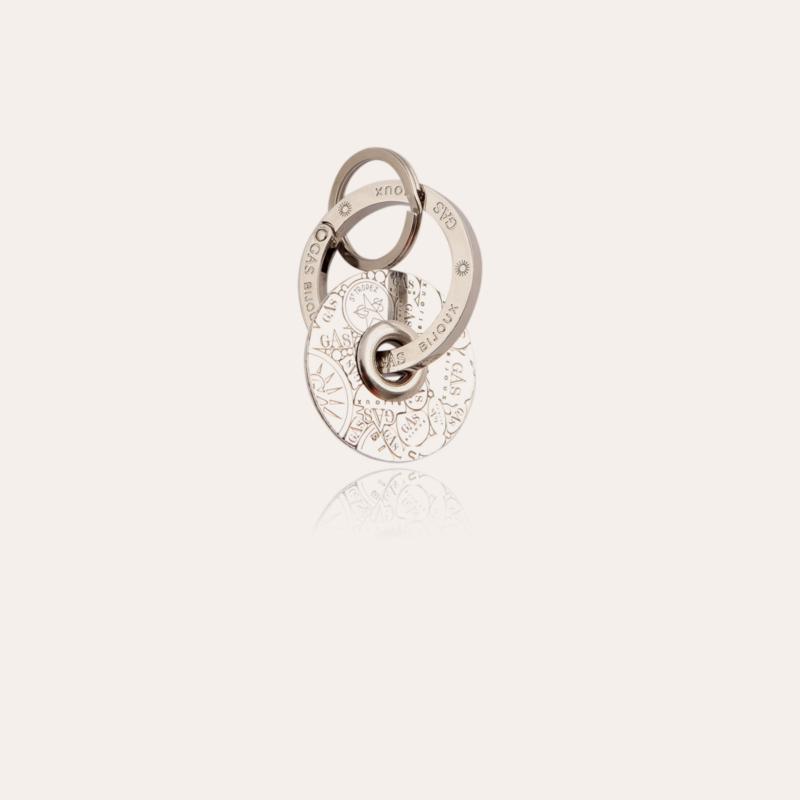 Bozart key ring silver