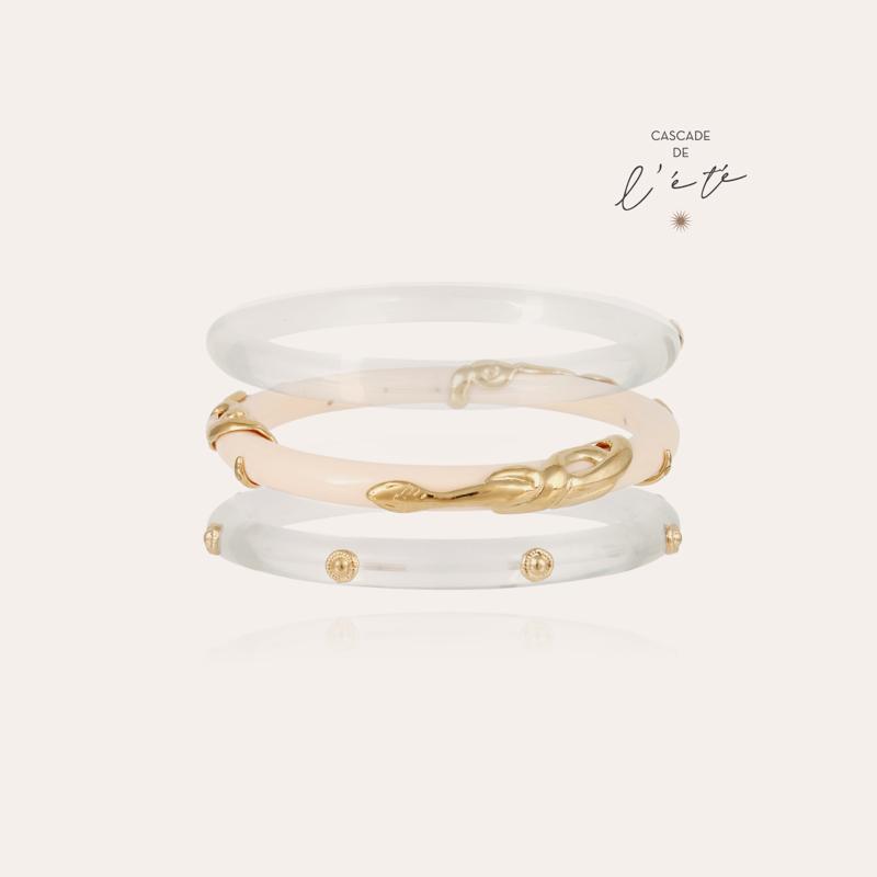 Summer bracelets - Cobra, Caftan & Caftan Bis gold