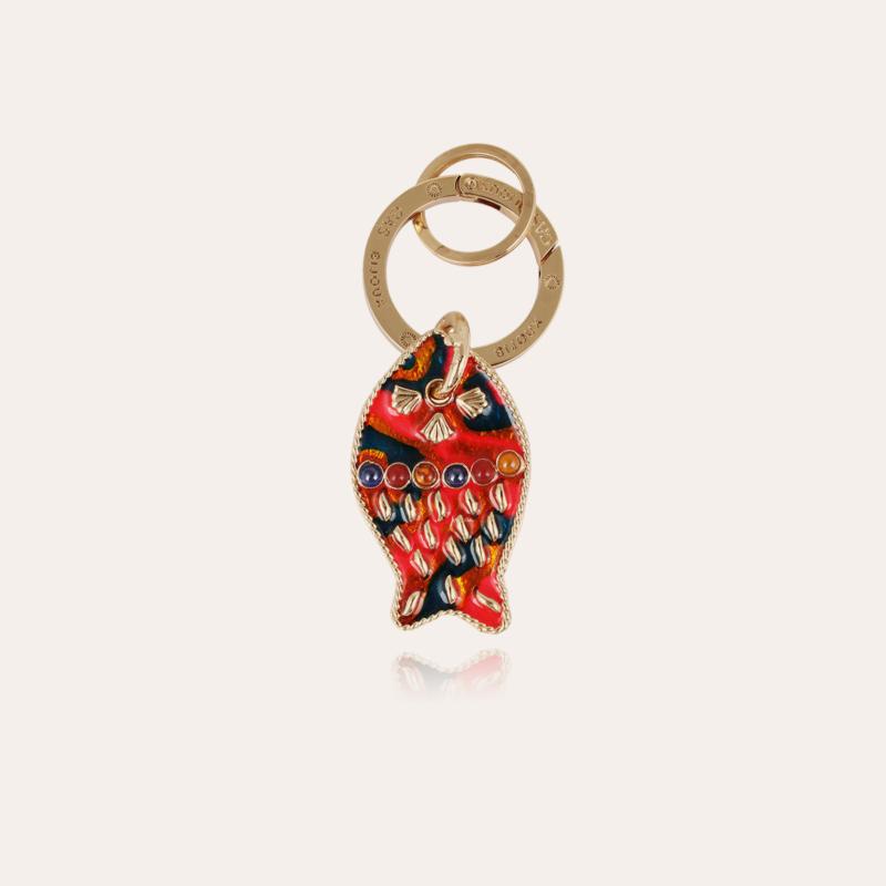 Nemo key ring gold - Exclusive piece (2 pièces)