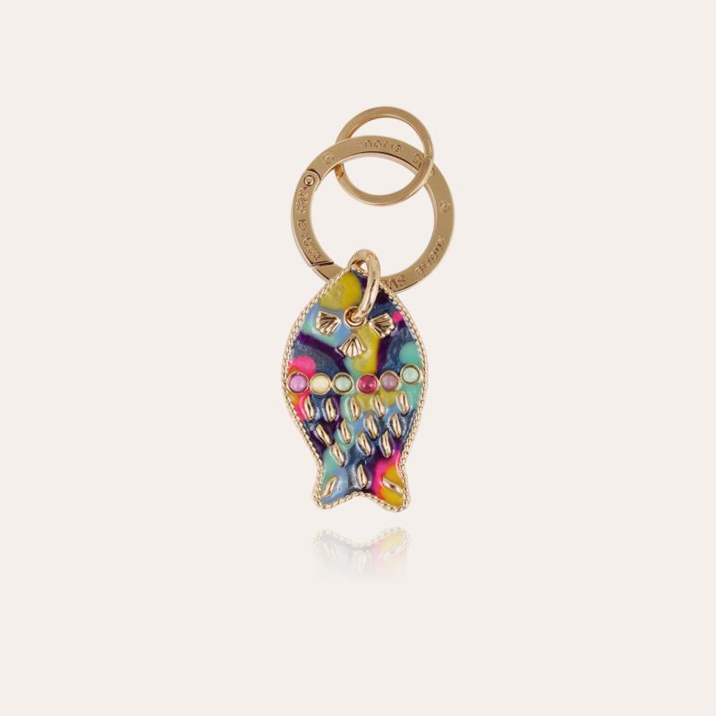 Nemo key ring gold - Exclusive piece (3 pieces)