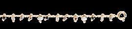 Pondicherie chain gold - Grey