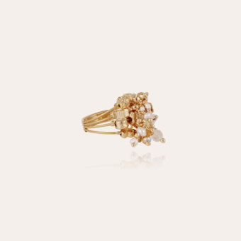 Grappia ring small size gold