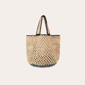 XL Tote Bag raffia