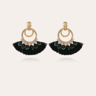 Bahia earrings gold