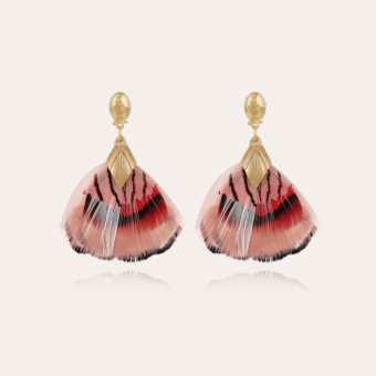 Bermudes earrings gold