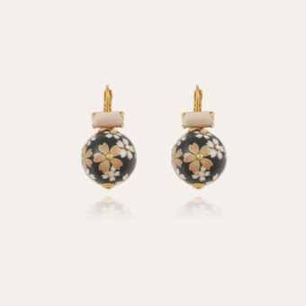 Décalco earrings gold