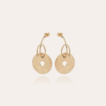 Céline Eve Bozart earrings gold