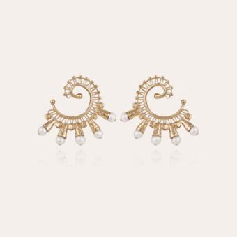 Epique earrings gold