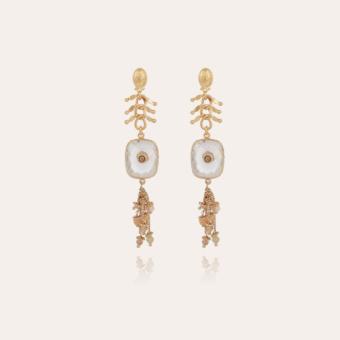 Happy Gipsy earrings gold