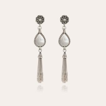 Naomi earrings silver