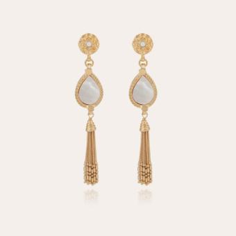 Naomi earrings gold