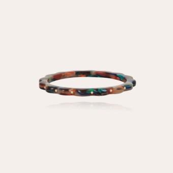 Froufrou bracelet acetate gold - Multico
