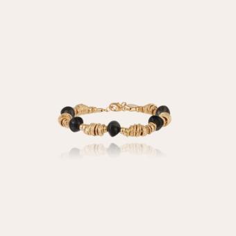 Biba bracelet small size gold - Grey