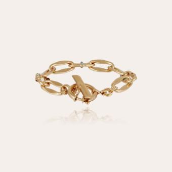 Gabriel bracelet gold