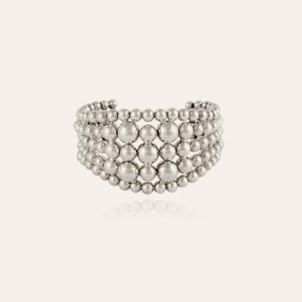 Multiperla bracelet silver