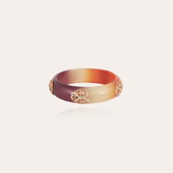 Nae Orferia bracelet acetate gold