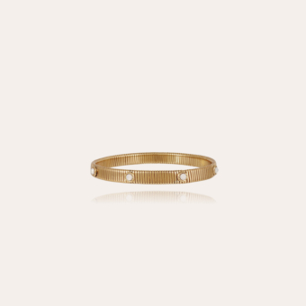 Stradi bracelet small size gold