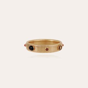 Strada bracelet middle size gold