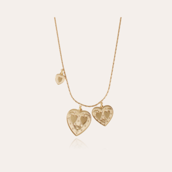 Gilot necklace small size gold
