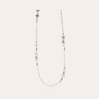 Victorien long necklace silver
