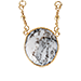 Serti gold - Dendrite