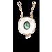 Serti customized gold - Glass stone