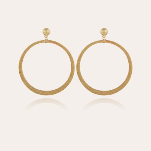 Mimi earrings gold