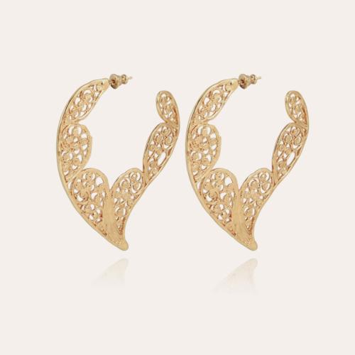 Paule earrings gold