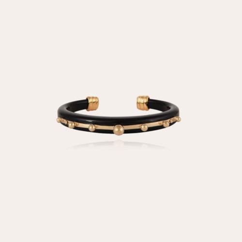 Bagheera bracelet gold - Black