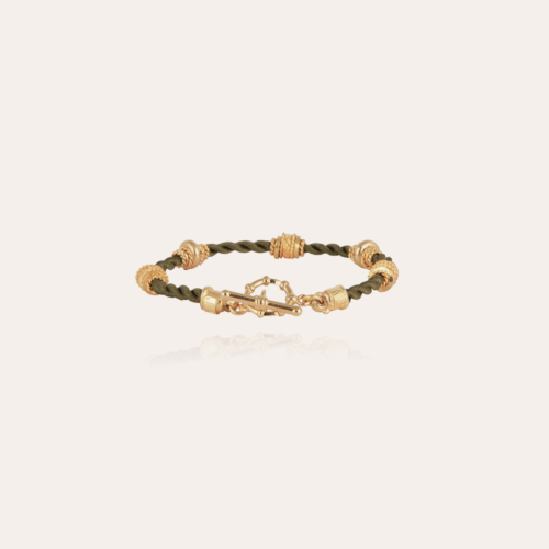 Marquise bracelet small size gold
