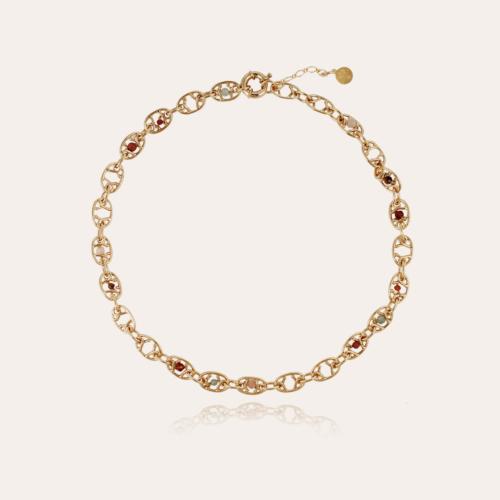 Alegria necklace gold