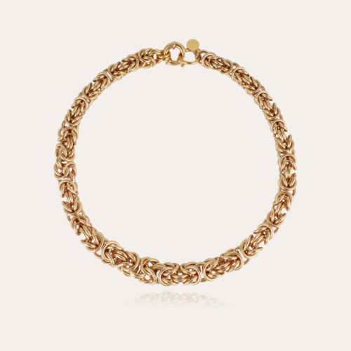Claude necklace gold