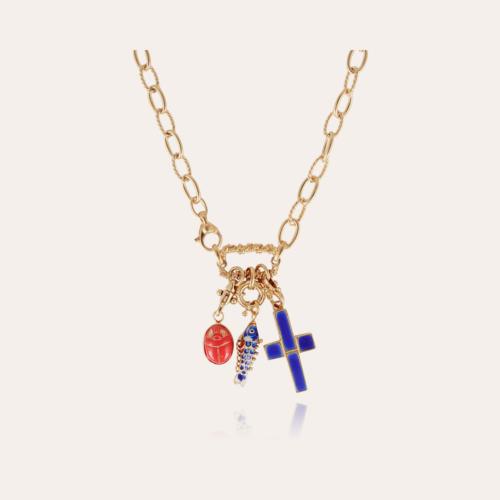 Constantine necklace gold - Exclusive piece