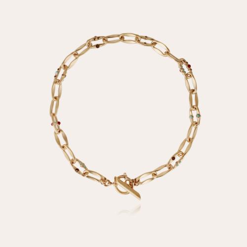 Gabriel necklace gold