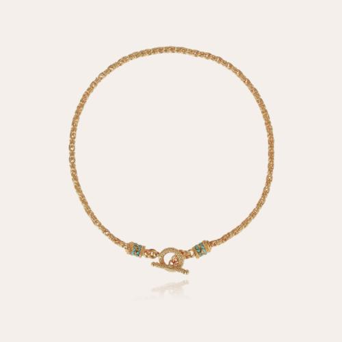 Maglia necklace gold