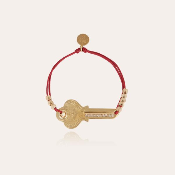 Lancelot bracelet gold