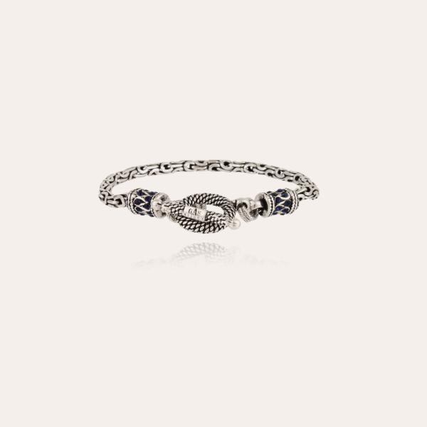 Maglia bracelet silver