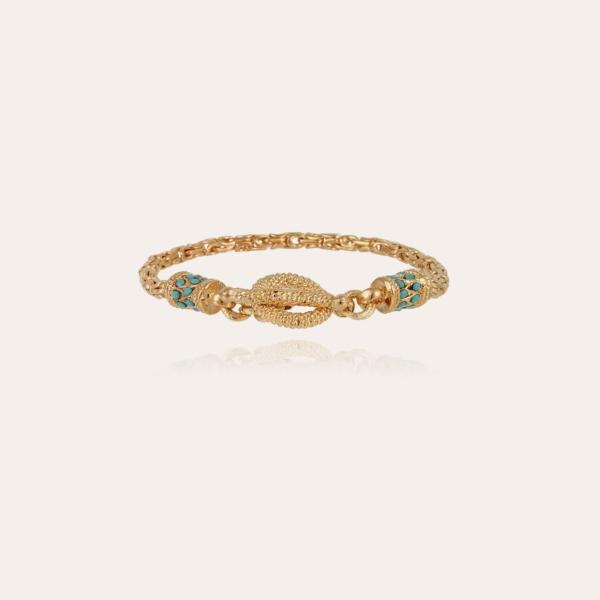 Maglia bracelet gold