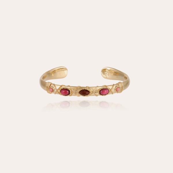 Matta bracelet gold