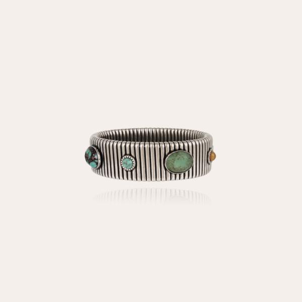 Strada bracelet middle size silver
