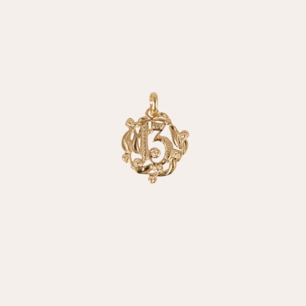 Thirteen Charms Constantine gold