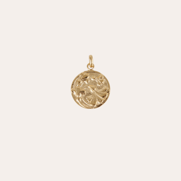 Medaille Charms Constantine gold