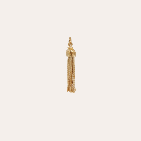 Pompon Charms Constantine gold