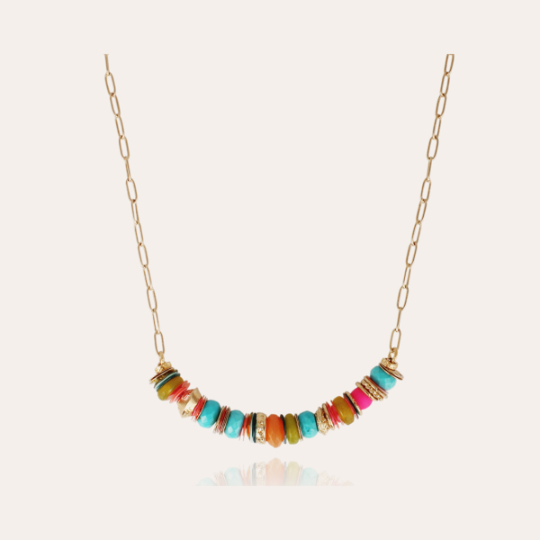 Aloha Chain necklace gold