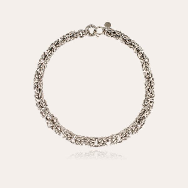 Claude necklace silver