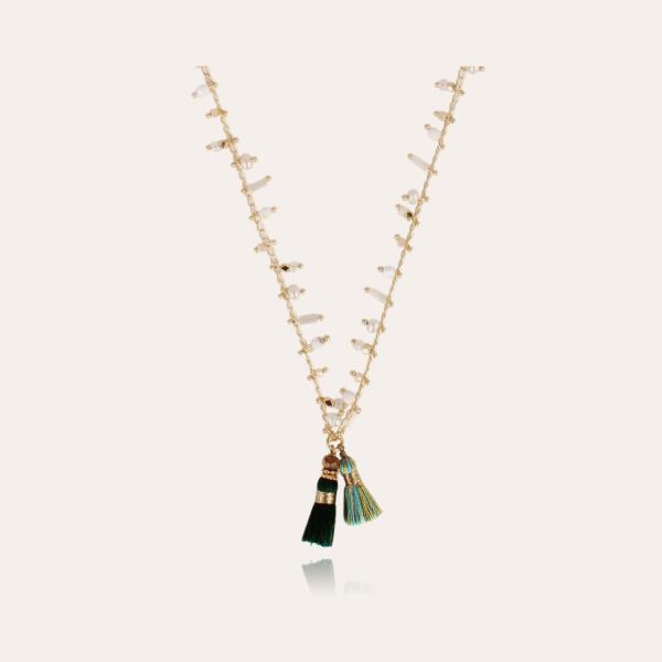 Gipsy necklace gold