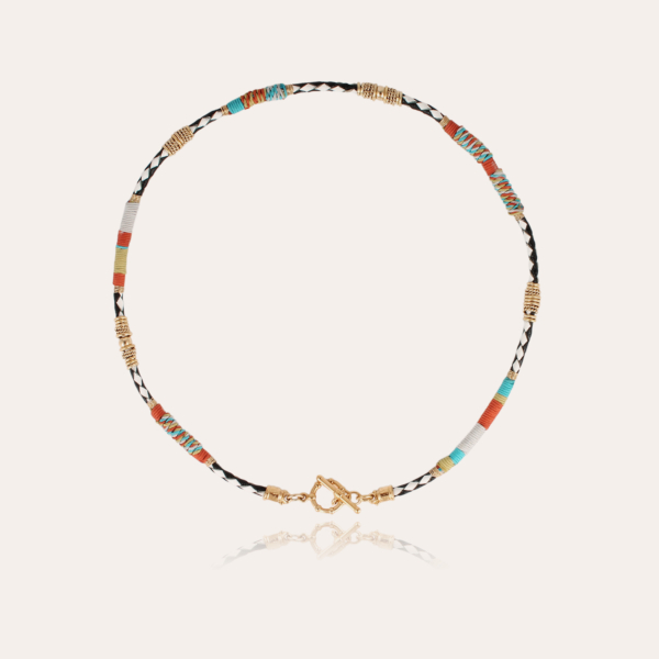 Marceau necklace small size gold