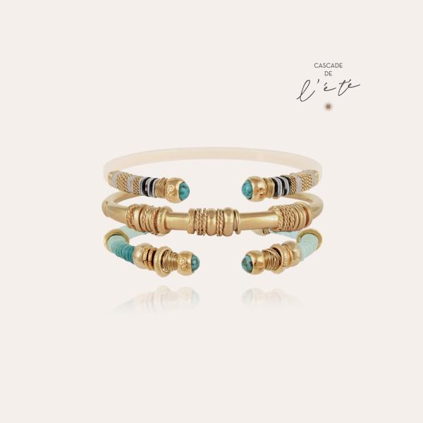 Summer bracelets - Sari & Maranza gold