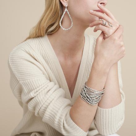 Bibi Liane earrings silver
